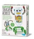 Robot din materiale reciclate