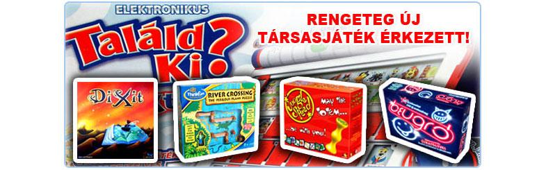 Magyar nyelvu tarsasjatekok